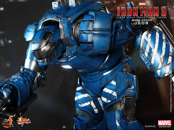 Preview | Hot Toys: Iron Man Mark XXXVIII (Igor) (14)