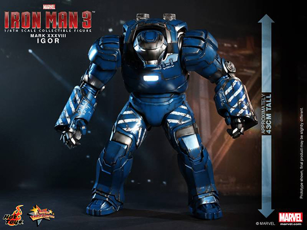 Preview | Hot Toys: Iron Man Mark XXXVIII (Igor) (16)