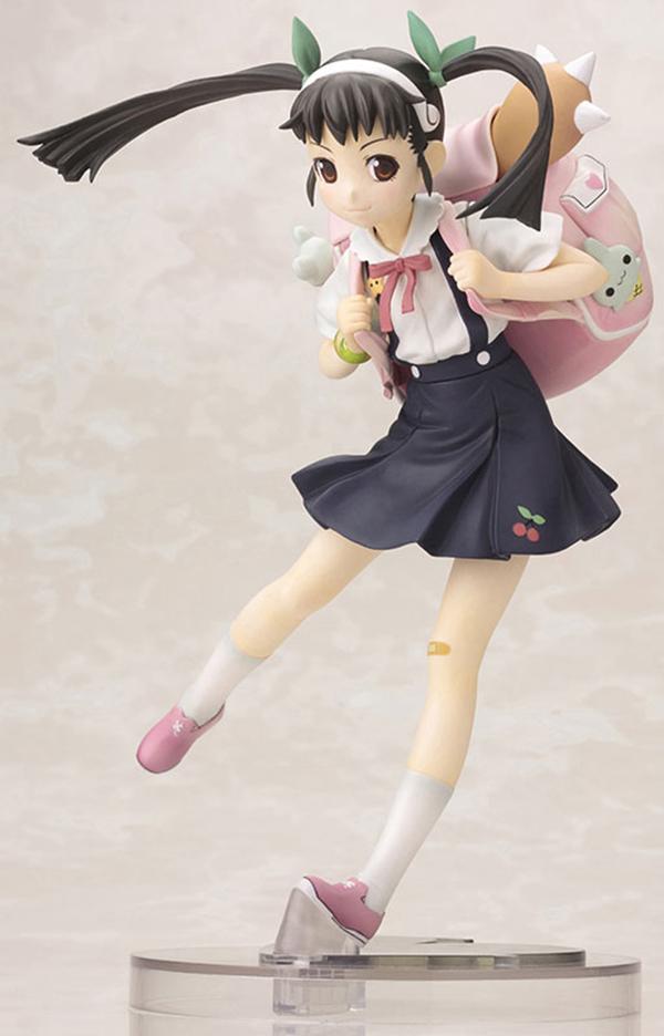 Preview   Kotobukiya: Hachikuji Mayoi (Repaint Edition) (1)
