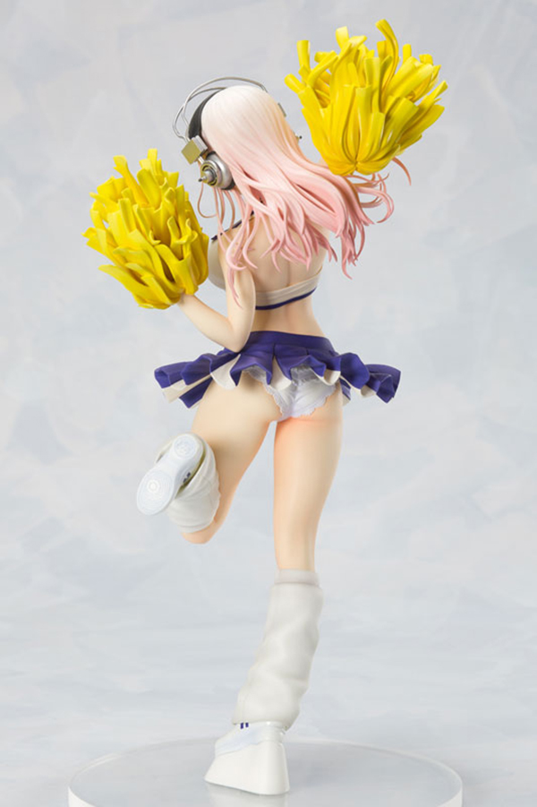 Preview | Orchid Seed: Sonico (Cheerleader Ver.) (4)