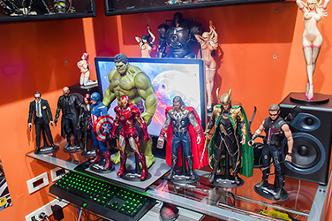 Hot Toys Avengers Line Complete (14)
