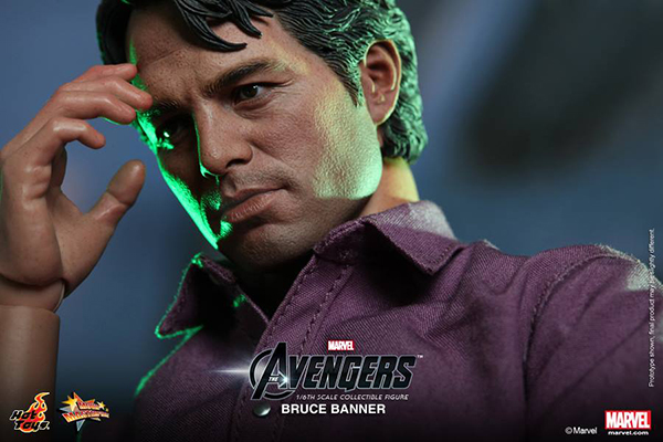 Preview | Hot Toys: Bruce Banner (1)