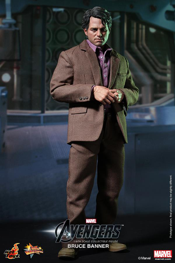 Preview | Hot Toys: Bruce Banner (2)