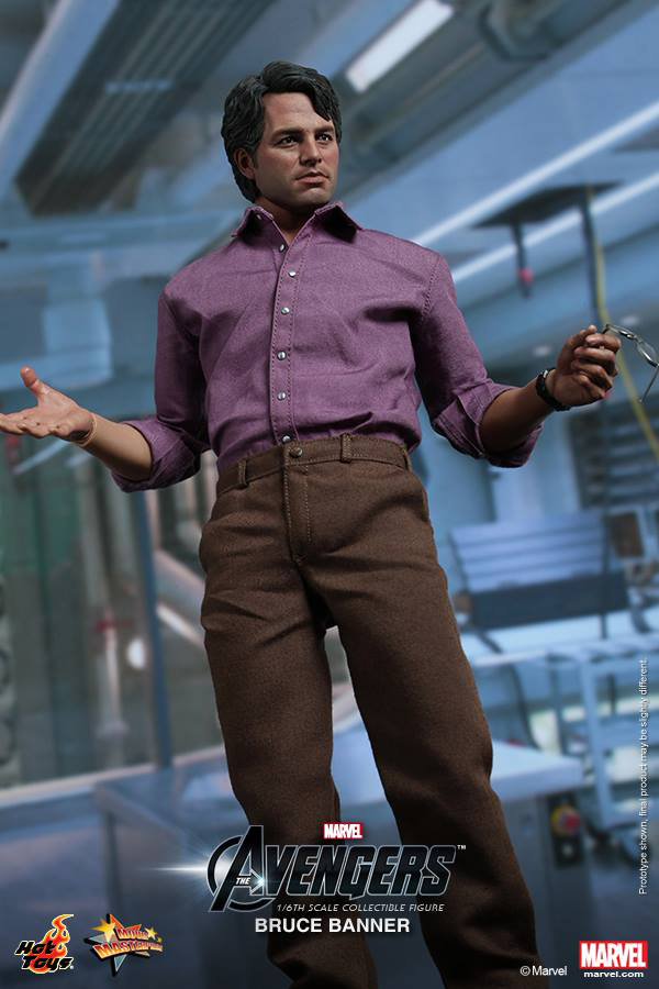 Preview | Hot Toys: Bruce Banner (3)