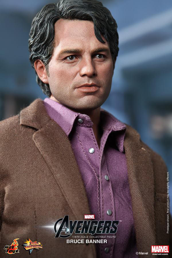 Preview | Hot Toys: Bruce Banner (8)