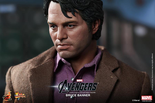 Preview | Hot Toys: Bruce Banner (10)