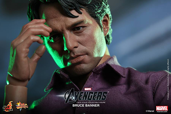 Preview | Hot Toys: Bruce Banner (11)