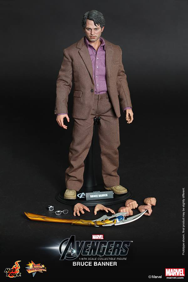 Preview | Hot Toys: Bruce Banner (12)