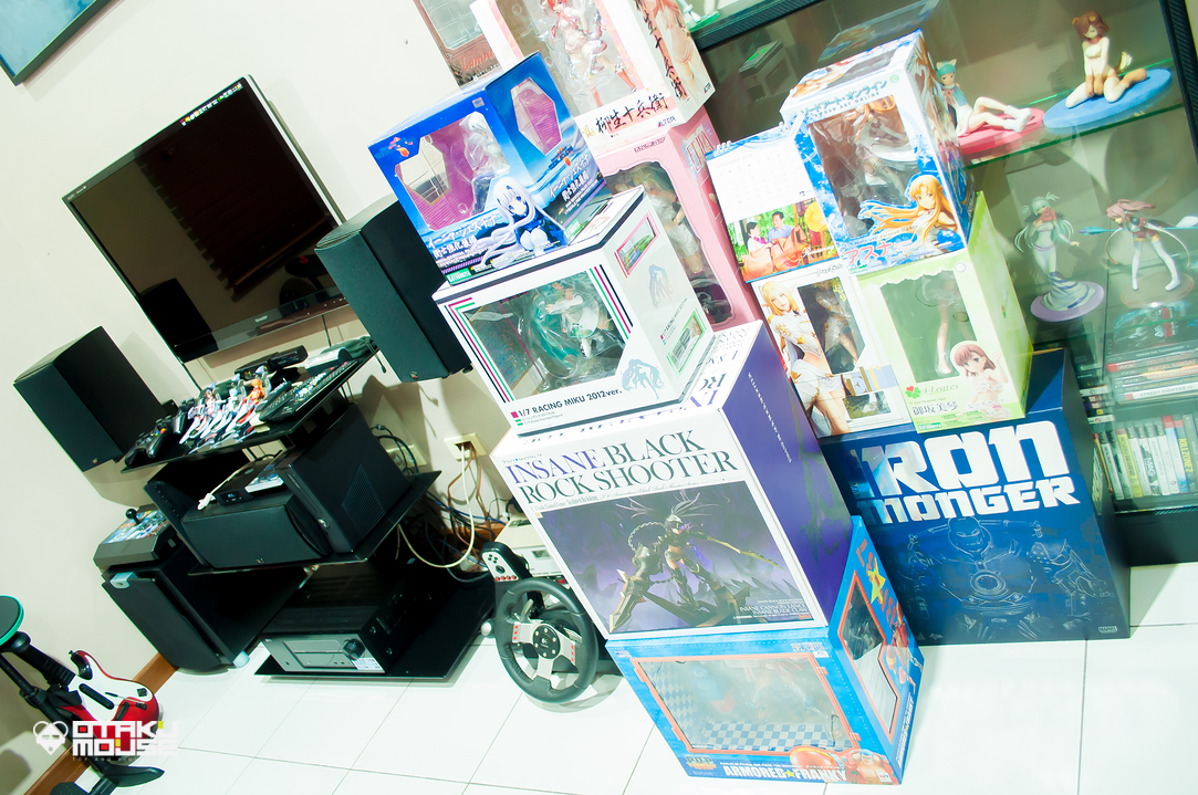 Insane BRS and Franky + New Figures Last Month (7)