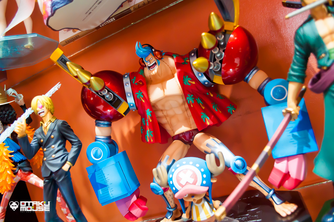Captain Commander's Unboxing of Megahouse's Armored Franky (9)