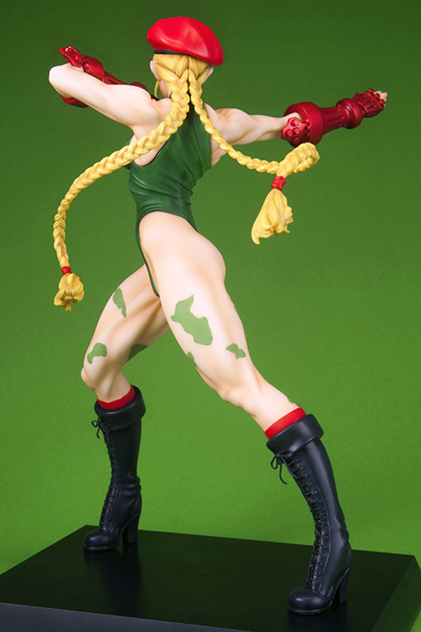 Preview | Kotobukiya: Cammy (Street Fighter Bishoujo) (3)