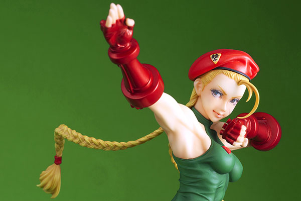 Preview | Kotobukiya: Cammy (Street Fighter Bishoujo) (4)