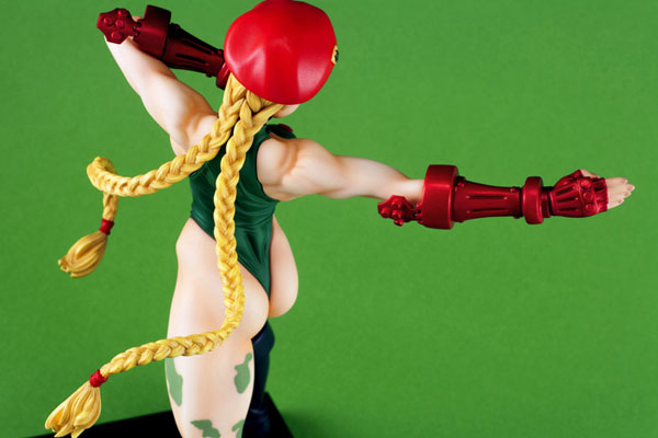 Preview | Kotobukiya: Cammy (Street Fighter Bishoujo) (5)