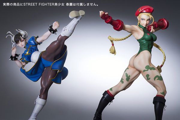 Preview | Kotobukiya: Cammy (Street Fighter Bishoujo) (8)