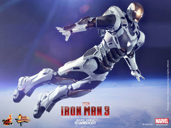 Preview | Hot Toys: Ironman Mark XXXIX (Starboost) (1)