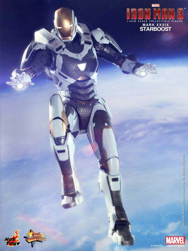 Preview | Hot Toys: Ironman Mark XXXIX (Starboost) (2)