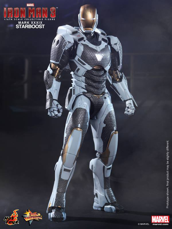 Preview | Hot Toys: Ironman Mark XXXIX (Starboost) (3)