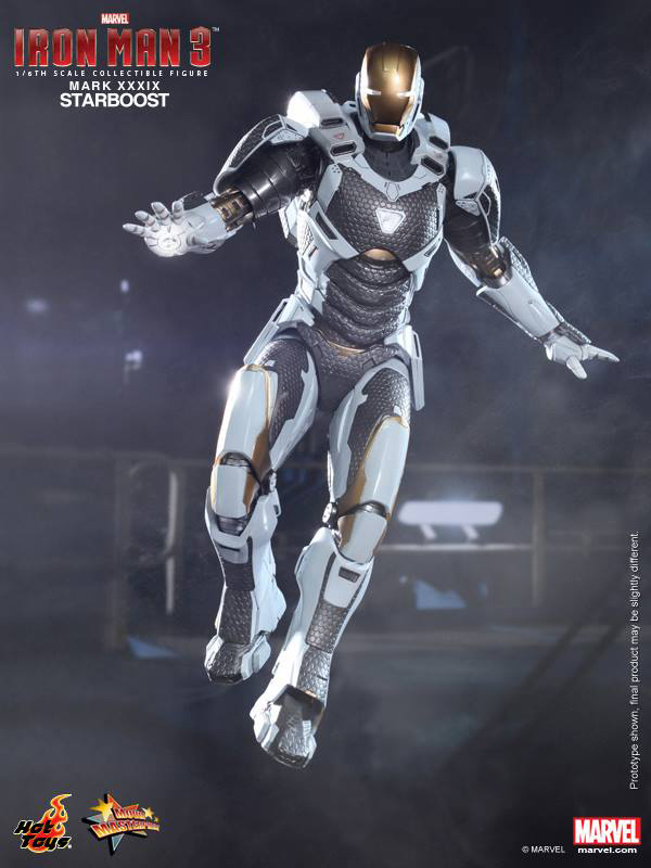 Preview | Hot Toys: Ironman Mark XXXIX (Starboost) (4)