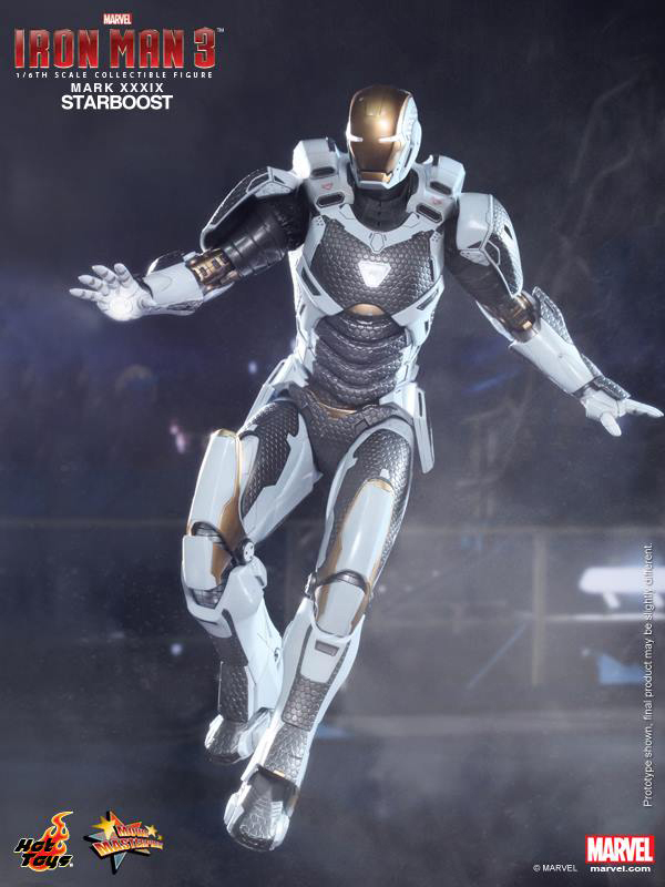 Preview | Hot Toys: Ironman Mark XXXIX (Starboost) (5)