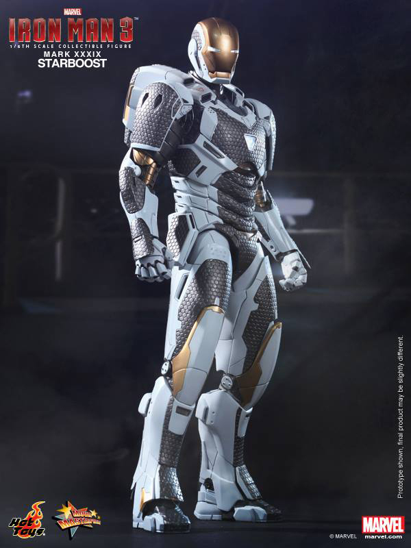 Preview | Hot Toys: Ironman Mark XXXIX (Starboost) (7)