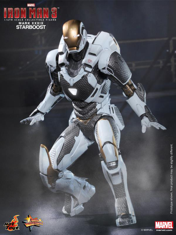 Preview | Hot Toys: Ironman Mark XXXIX (Starboost) (8)