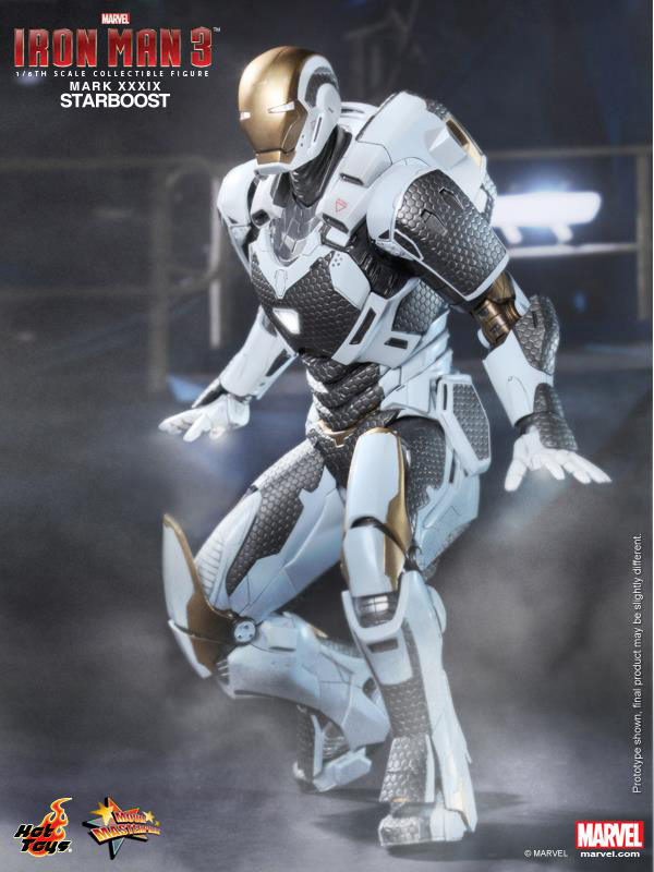 Preview | Hot Toys: Ironman Mark XXXIX (Starboost) (9)
