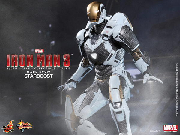 Preview | Hot Toys: Ironman Mark XXXIX (Starboost) (10)