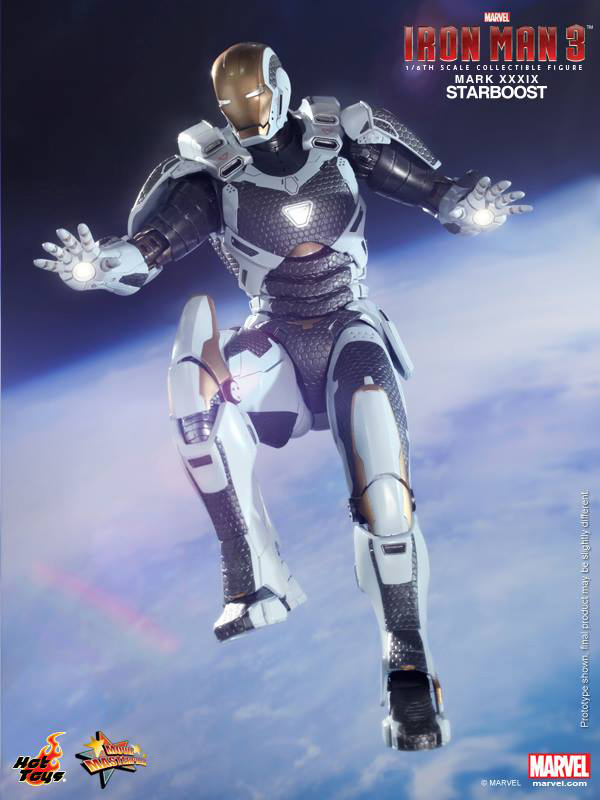 Preview | Hot Toys: Ironman Mark XXXIX (Starboost) (12)