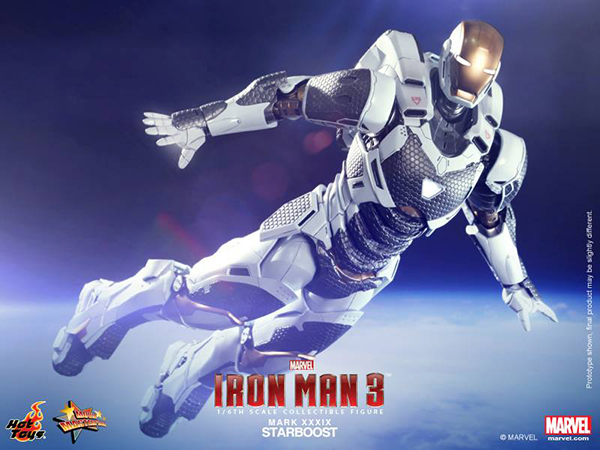 Preview | Hot Toys: Ironman Mark XXXIX (Starboost) (13)