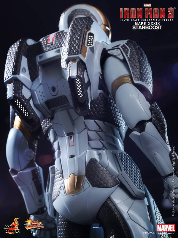 Preview | Hot Toys: Ironman Mark XXXIX (Starboost) (14)