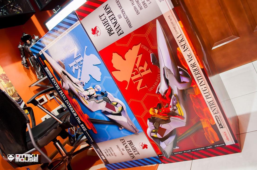 Picking Up Vertex's Huge Evangelion Figures (12)