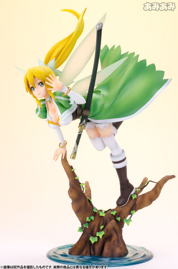 Preview | Kotobukiya: Leafa (Fairy Dance Ver.) (2)