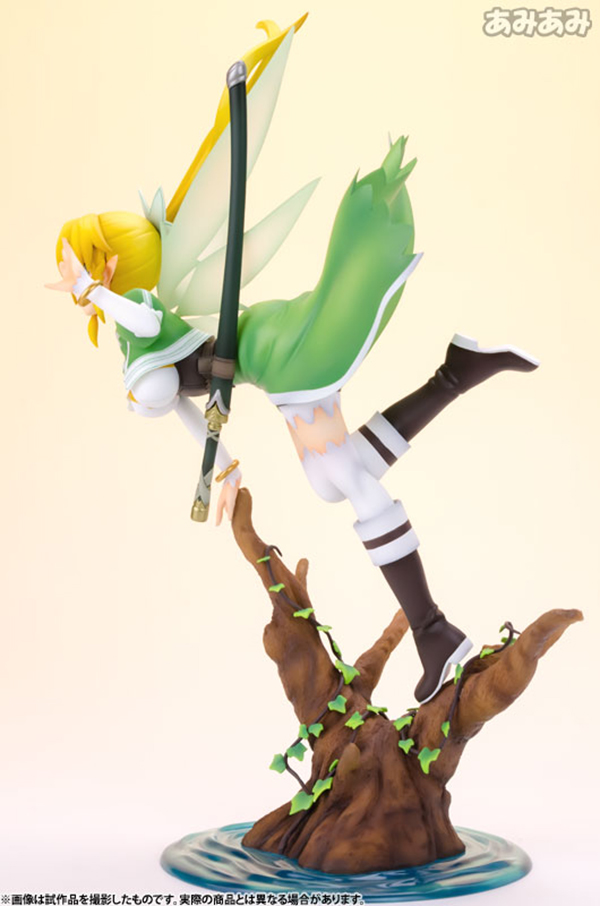 Preview | Kotobukiya: Leafa (Fairy Dance Ver.) (3)
