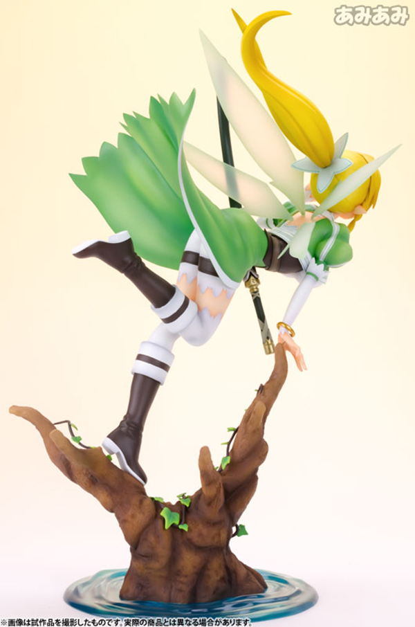 Preview | Kotobukiya: Leafa (Fairy Dance Ver.) (6)