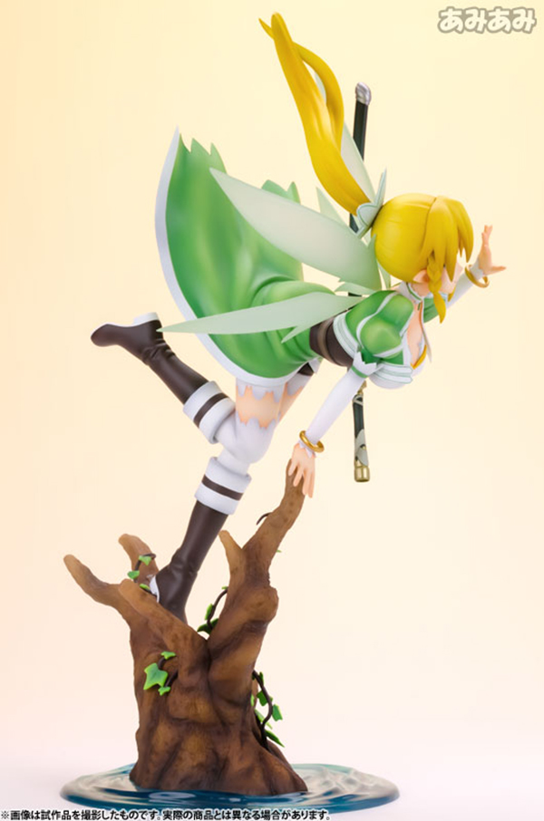 Preview | Kotobukiya: Leafa (Fairy Dance Ver.) (7)