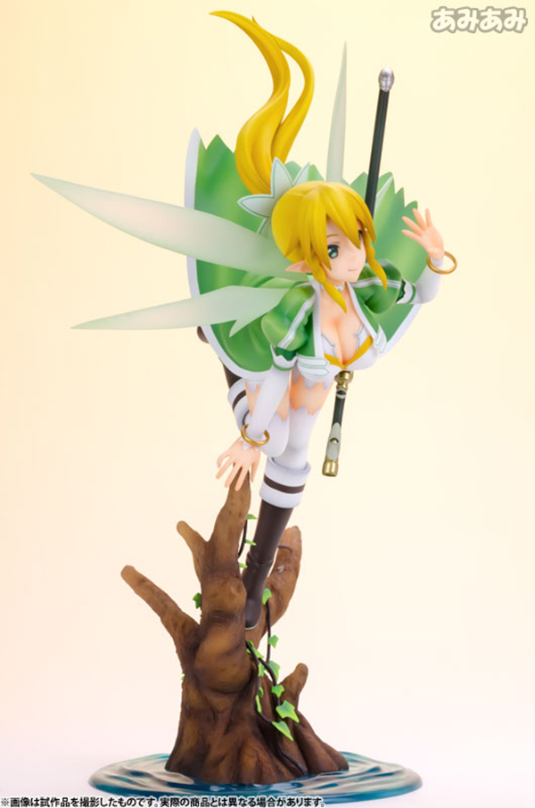 Preview | Kotobukiya: Leafa (Fairy Dance Ver.) (8)
