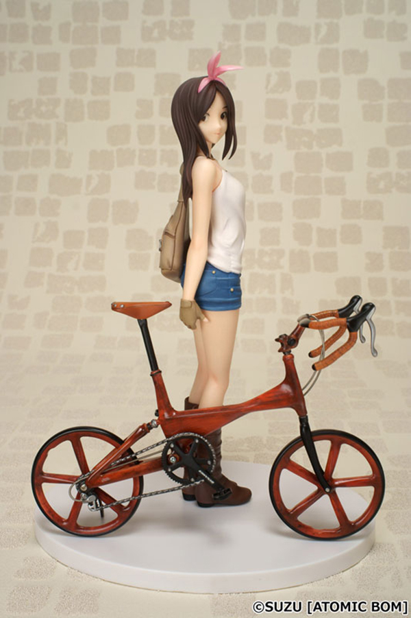 Preview | Kaitendoh: Girl with Bicycle (1)