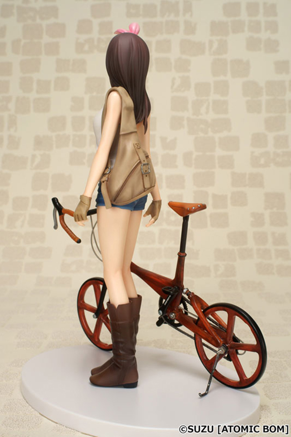Preview | Kaitendoh: Girl with Bicycle (2)