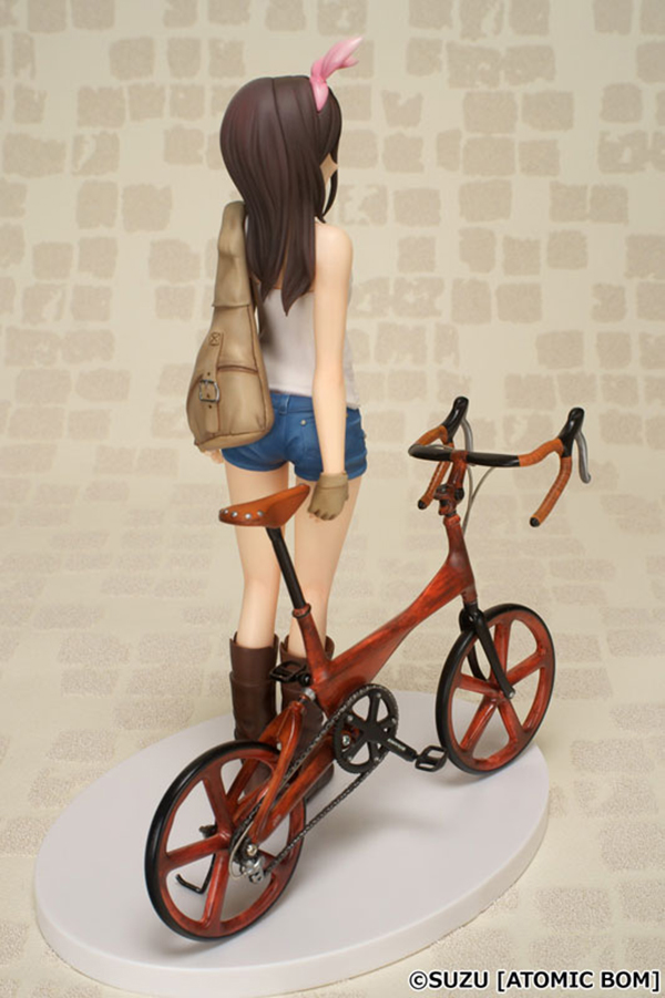 Preview | Kaitendoh: Girl with Bicycle (4)
