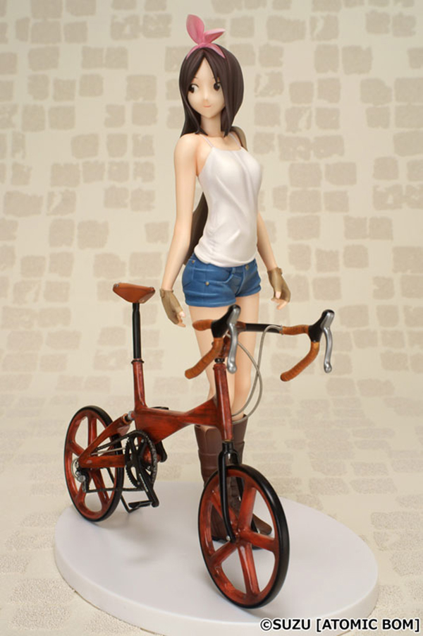 Preview | Kaitendoh: Girl with Bicycle (6)