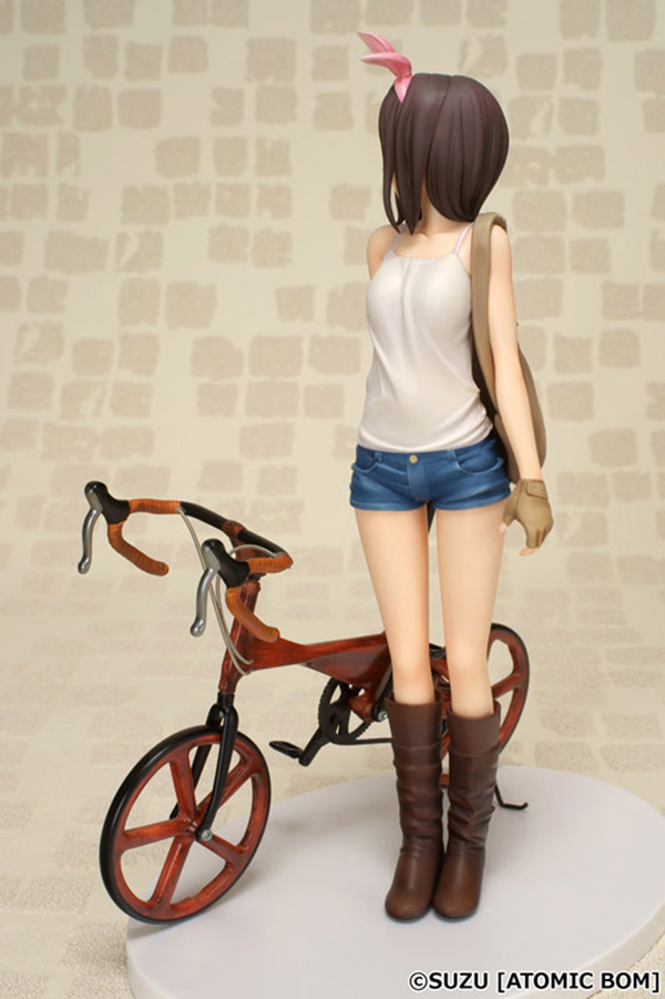 Preview | Kaitendoh: Girl with Bicycle (7)