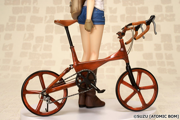 Preview | Kaitendoh: Girl with Bicycle (8)