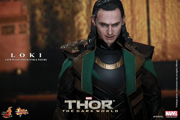Preview | Hot Toys: Loki (Thor: The Dark World) (1)