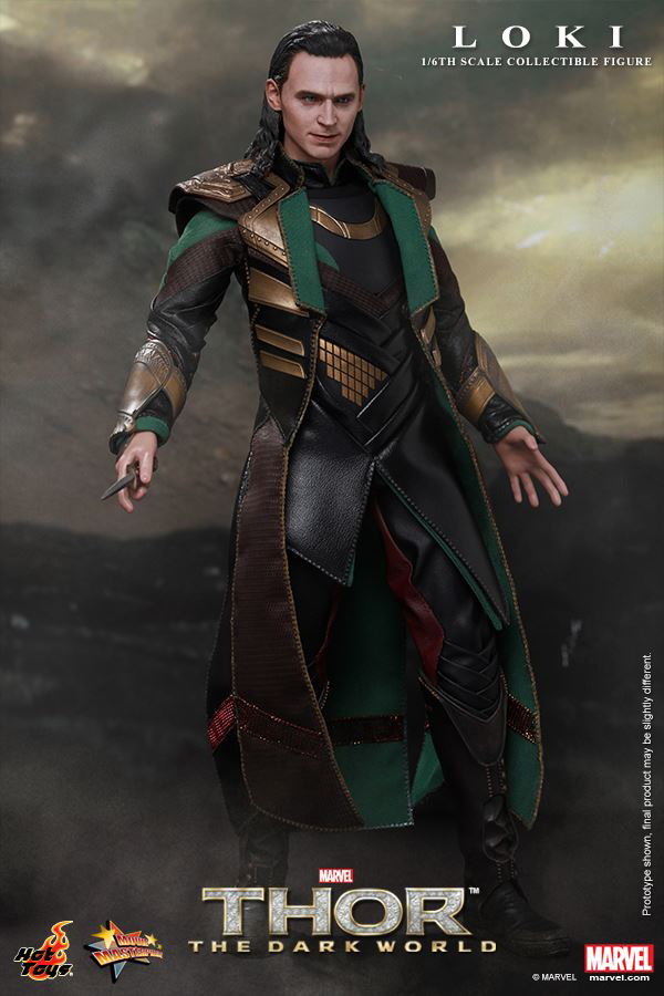 Preview | Hot Toys: Loki (Thor: The Dark World) (2)