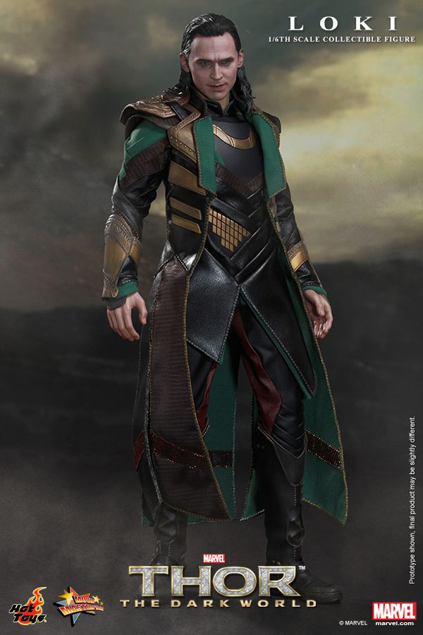 Preview | Hot Toys: Loki (Thor: The Dark World) (3)