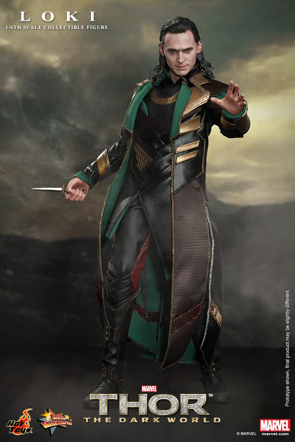 Preview | Hot Toys: Loki (Thor: The Dark World) (4)