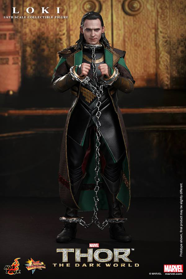 Preview | Hot Toys: Loki (Thor: The Dark World) (5)