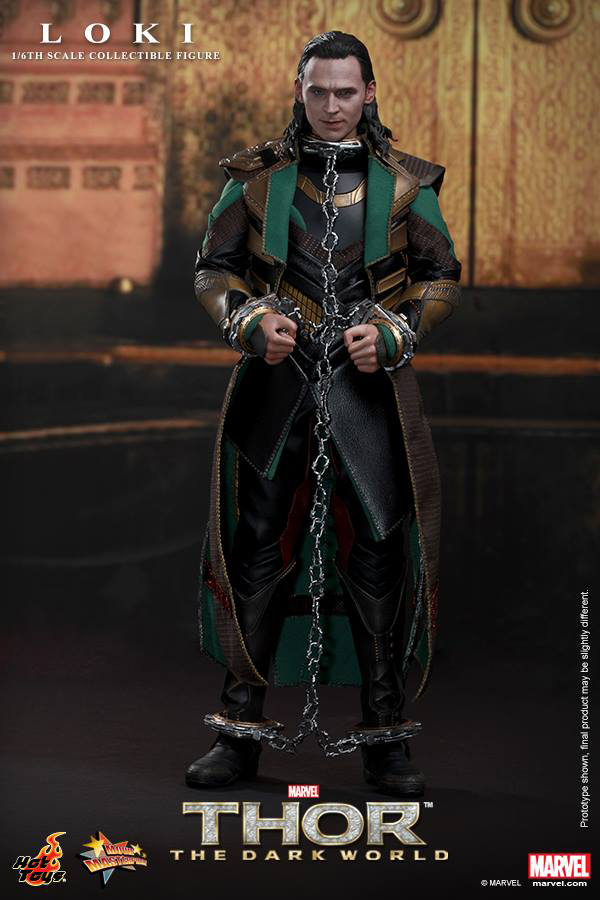 Preview | Hot Toys: Loki (Thor: The Dark World) (6)
