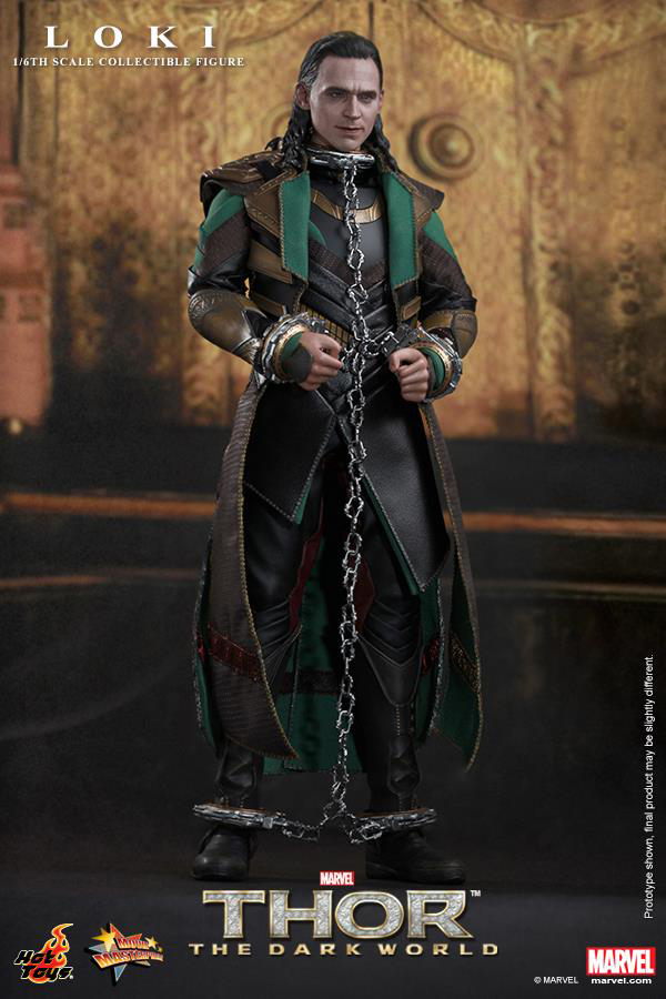 Preview | Hot Toys: Loki (Thor: The Dark World) (7)