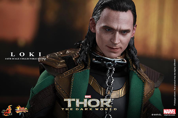 Preview | Hot Toys: Loki (Thor: The Dark World) (10)